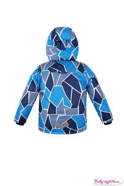 bdd7ecc06a05 Куртка для мальчика Reike Puzzle navy - Интернет-магазин детской ...