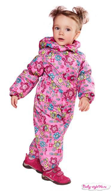 9ade3e0e505e Комбинезон для девочки PREMONT - Интернет-магазин детской одежды ...